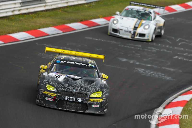 #100 Walkenhorst Motorsport, BMW M6 GT3