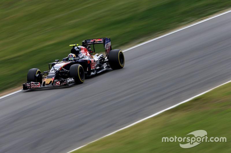 14. Carlos Sainz, Scuderia Toro Rosso