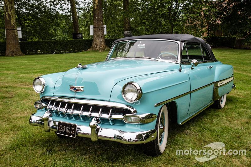 Classic Grand Tour: Chevrolet Bel Air