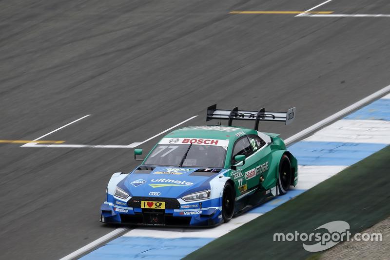 Verlierer: Loic Duval (Audi)