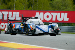 #35 Signatech, Alpine A470 Gibson: Pierre Ragues, André Negrao, Nelson Panciatici