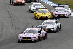 Лукас Ауер, Mercedes-AMG Team HWA, Mercedes-AMG C63 DTM leads