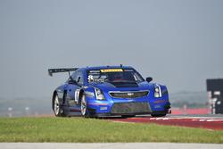#8 Cadillac Racing Cadillac ATS-VR GT3: Майкл Купер, Джордан Тейлор