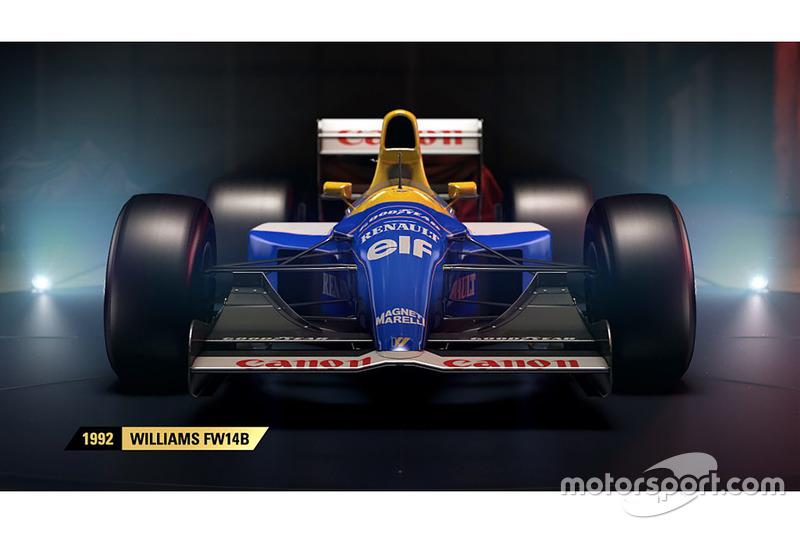 Williams FW14B (1992)