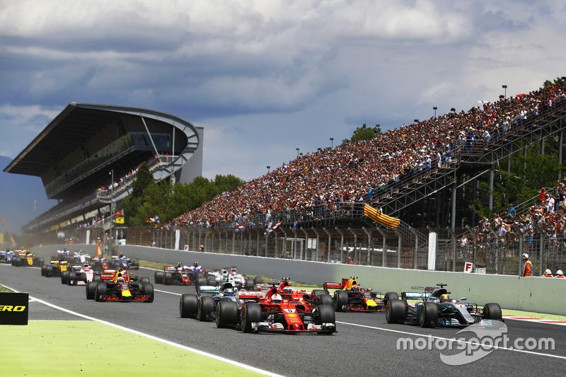 5. GP Spanyol (11-13 Mei)