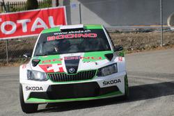 """Pierre-Manuel Jenot, """"Slo"""" Skoda Fabia R5, Race Art Technology"""