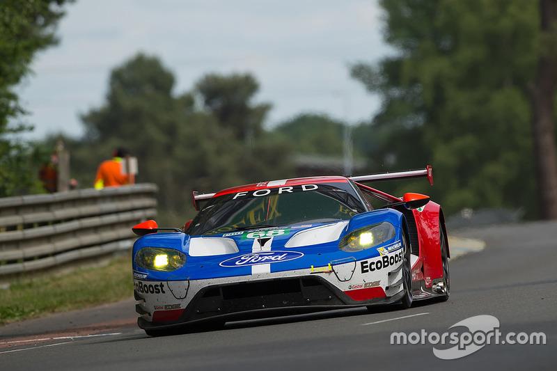 #68 Ford Chip Ganassi Racing, Ford GT: Joey Hand, Dirk Müller, Tony Kanaan