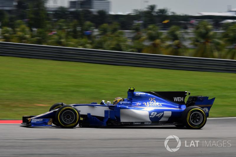 19. Pascal Wehrlein, Sauber C36