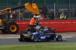 Ральф Арон, Hitech Grand Prix, Dallara F317 - Mercedes-Benz, Фердінанд Габсбург, Carlin, Dallara F317 - Volkswagen