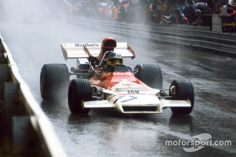 Jean-Pierre Beltoise (BRM) - GP Monaco 1972