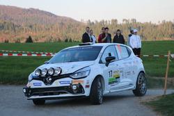 Ismael Vuistiner, Florine Kummer, Renault Clio R3T, Vuistin squadra, Ecurie 13 Etoiles