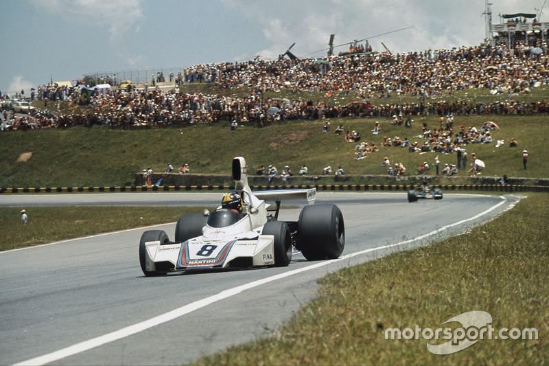 Carlos Pace: GP Brasilien 1975 in Interlagos