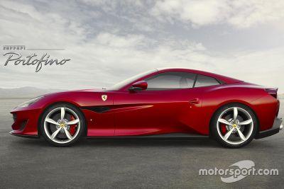 Presentazione della Ferrari Portofino