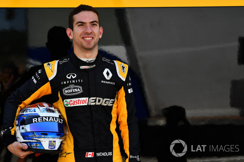 Николя Латифи, Renault