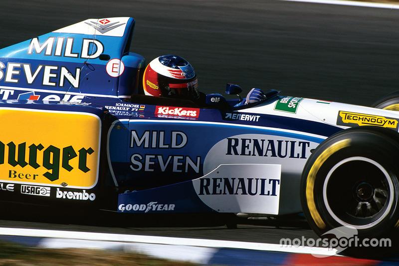 1995 大平洋大奖赛