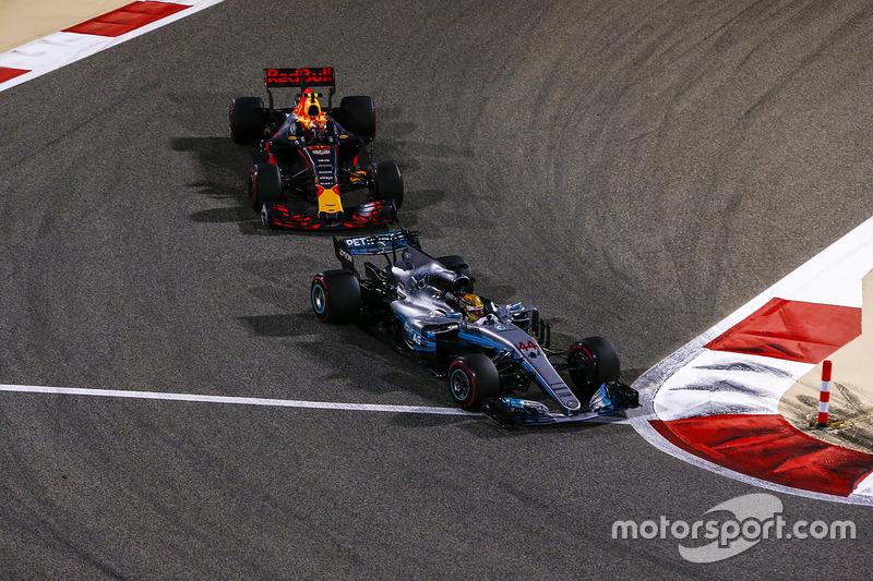 Lewis Hamilton, Mercedes AMG: 2º