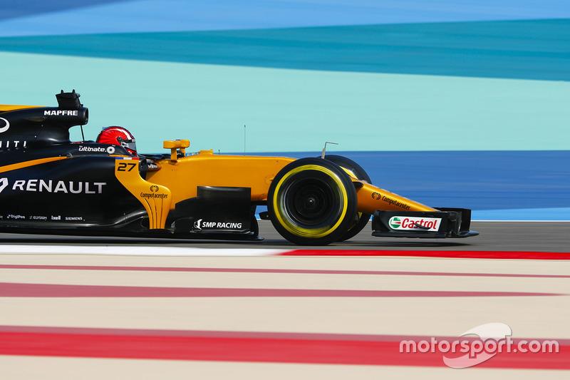 8 місце — Ніко Хюлькенберг, Renault. Умовний бал — 12,252