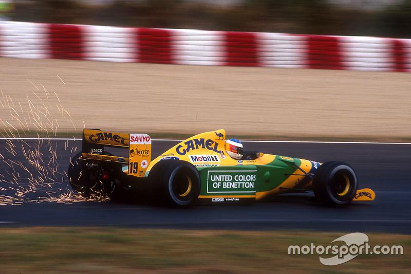 Benetton - 1992