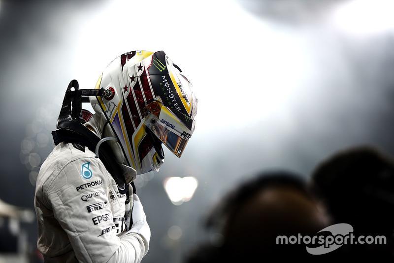 Gran Premio de Abu Dhabi 2016, Mercedes