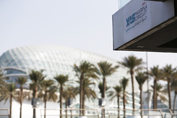 Yas Marina Circuit sign