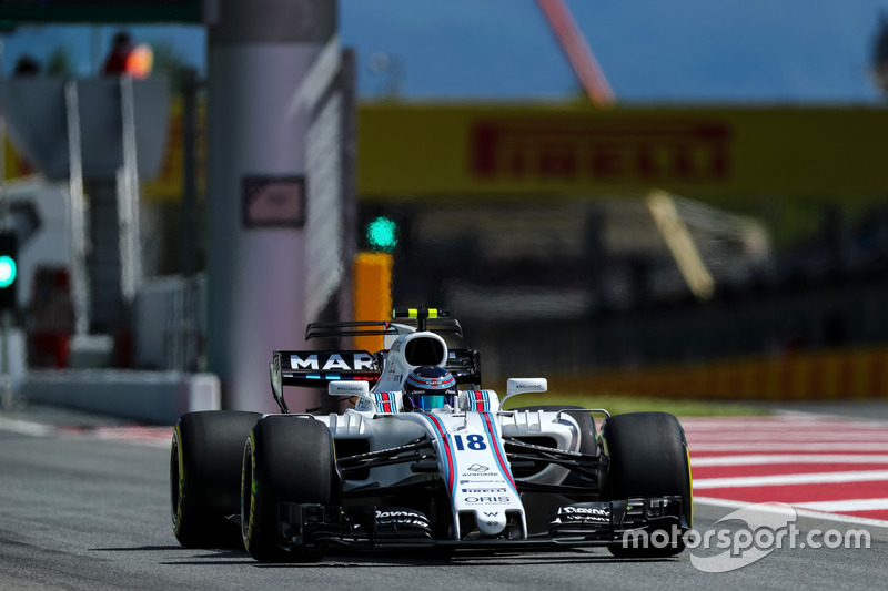 16e : Lance Stroll (Williams)