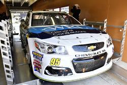 Technische Inspektion: Michael McDowell, Leavine Family Racing, Chevrolet