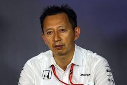 Yusuke Hasegawa, Direktör, Honda Motorsport