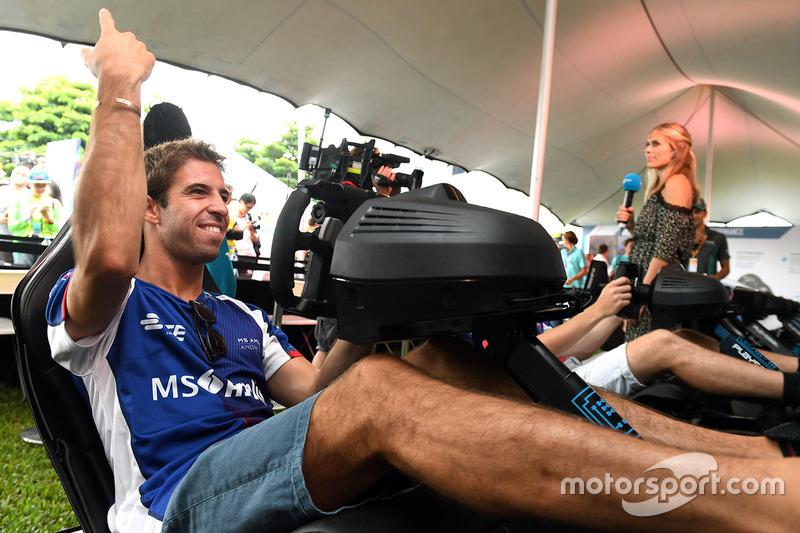 Antonio Felix da Costa, Amlin Andretti Fórmula E Team