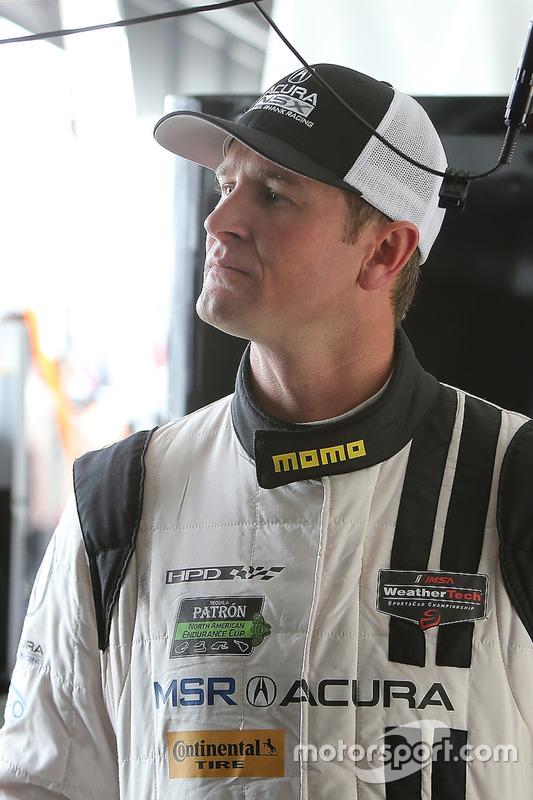 Ryan Hunter-Reay, Michael Shank Racing