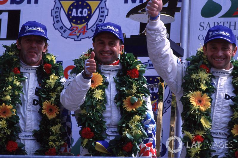 1999: Pierluigi Martini, Yannick Dalmas, Joachim Winkelhock