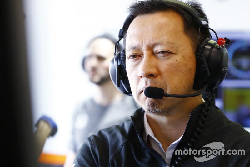 Старший керівник директор Honda Юсуке Хасегава