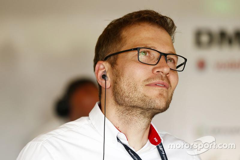 Andreas Seidl, Team Principal
