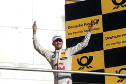 Podium: Race winner Marco Wittmann, BMW Team RMG, BMW M4 DTM