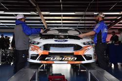 David Ragan, Front Row Motorsports, Ford Fusion Bad Boy Mowers