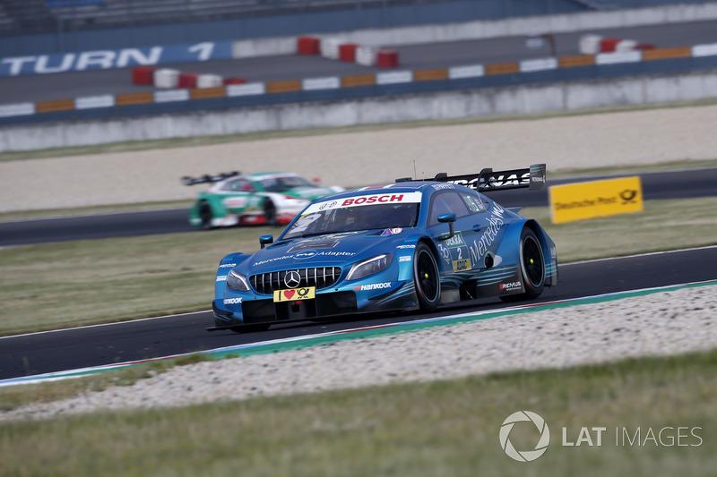3. Gary Paffett Mercedes-AMG Team HWA, Mercedes-AMG C63 DTM
