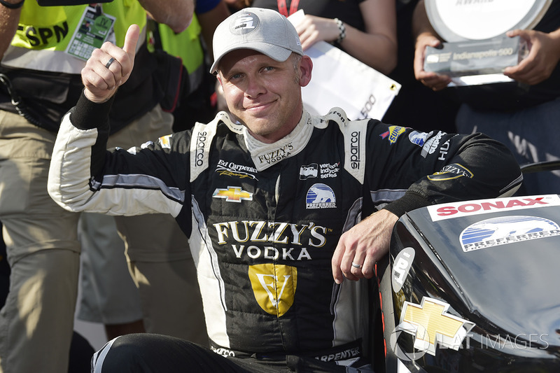 Pole para Ed Carpenter, Ed Carpenter Racing