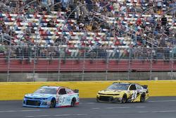 Darrell Wallace Jr., Richard Petty Motorsports, Chevrolet Camaro World Wide Technology William Byron, Hendrick Motorsports, Chevrolet Camaro Hertz