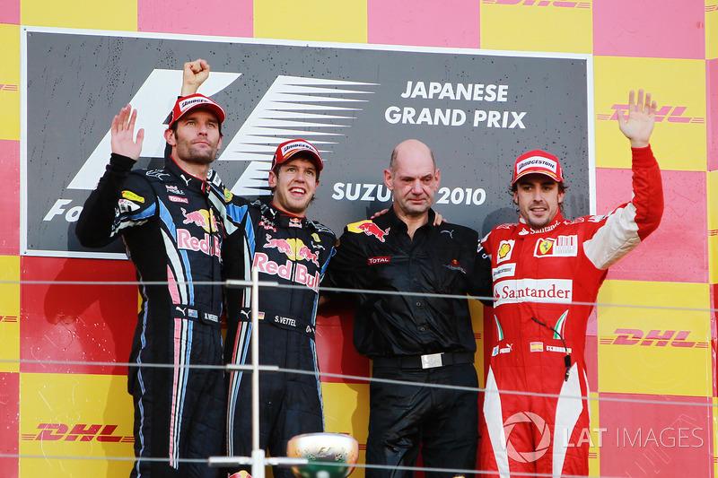 2010: Sebastian Vettel