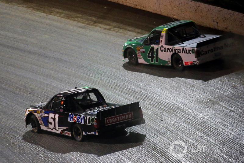 Ben Rhodes Thorsport Racing Ford F 150 Alpha Energy