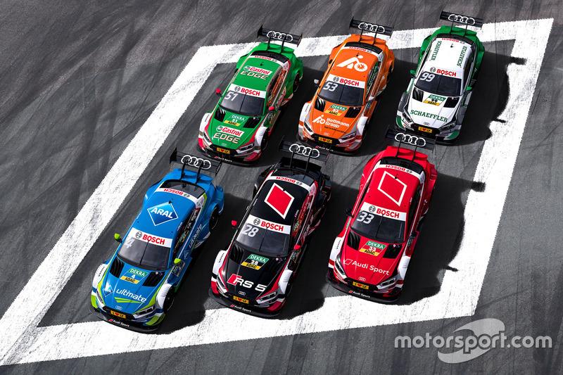 Audi Sport 2018