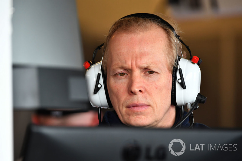 Andrew Green, Force India F1 Technical Director