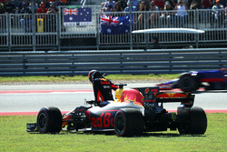 Daniel Ricciardo, Red Bull Racing RB13 abandonne