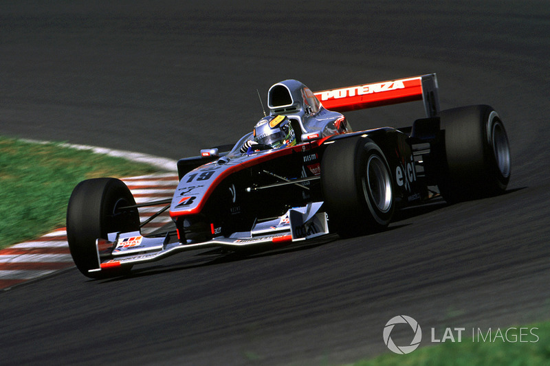 2001 Satoshi Motoyama, Team Impul