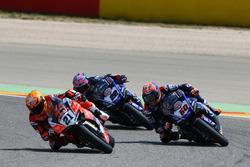 Michael Ruben Rinaldi, Aruba.it Racing-Ducati SBK Team, Michael van der Mark, Pata Yamaha