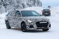 Audi A1 2018 Erlkönig