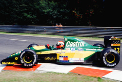 Johnny Herbert, Lotus 107 Ford