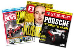 Les publications papier de Motorsport Network