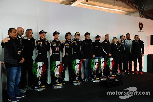 Lamborghini-Weltfinale