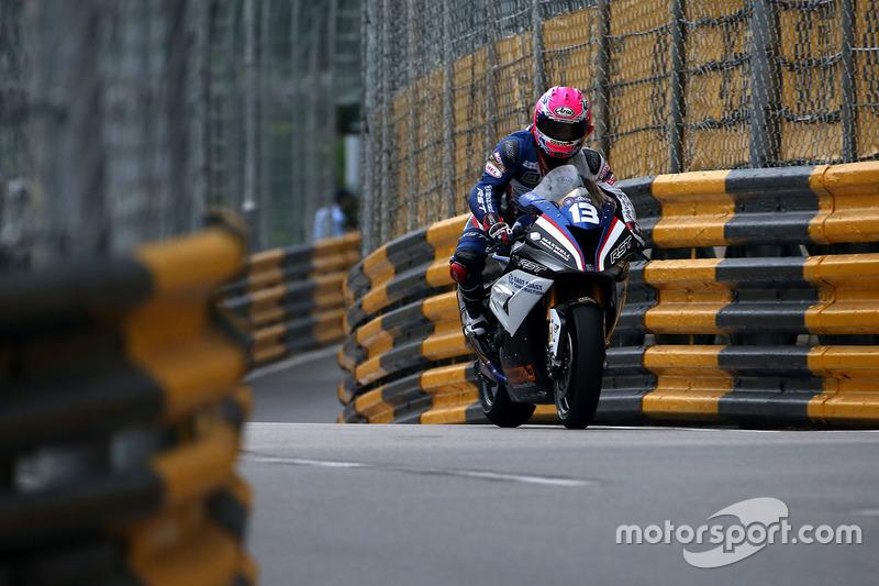 Ли Глен Джонстон, East Coast Racing, BMW HP4