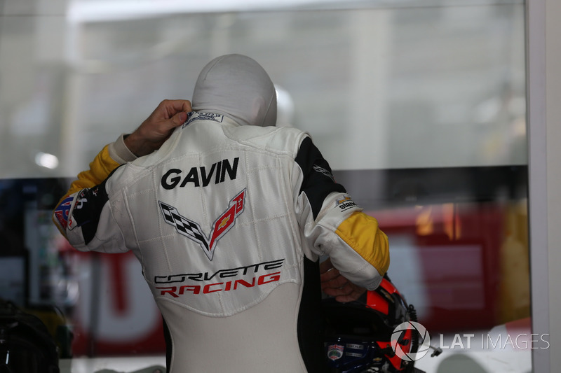 #64 Corvette Racing Chevrolet Corvette C7.R: Oliver Gavin